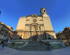 Catedral d'Olot