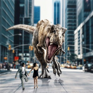 Rex in New York