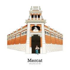 Mercat Municipal (Molins de Rei)